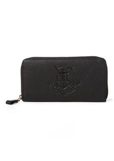 Ralph Lauren Anchor Leather Wallet