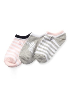 Ralph Lauren Ankle Sock 3-Pack