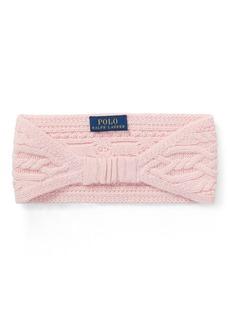 Ralph Lauren Aran-Knit Headband