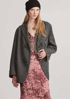 Ralph Lauren Arla Wool-Blend Jacket