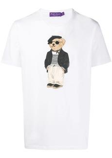 Ralph Lauren artist bear T-shirt