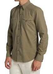 Ralph Lauren Aspen Western Collared Shirt