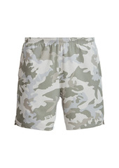 Ralph Lauren Athletic Compression-Lined Shorts
