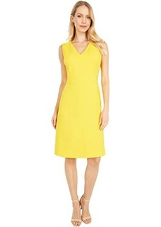 Ralph Lauren Aymeline Sleeveless Day Dress