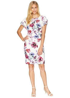 Ralph Lauren B595 Swansong Floral Latoya Day Dress