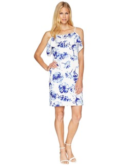 Ralph Lauren B599 Texacana Floral Catalia Day Dress