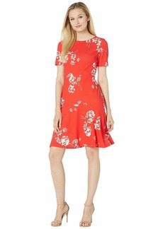 Ralph Lauren Baba Payson Floral Dress