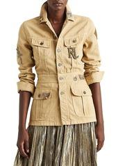 Ralph Lauren Bacall Jacket