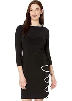 Ralph Lauren Bakari 3/4 Sleeve Day Dress