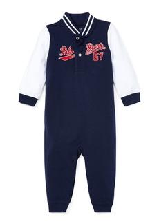 Ralph Lauren Baseball Polo Bears Coverall