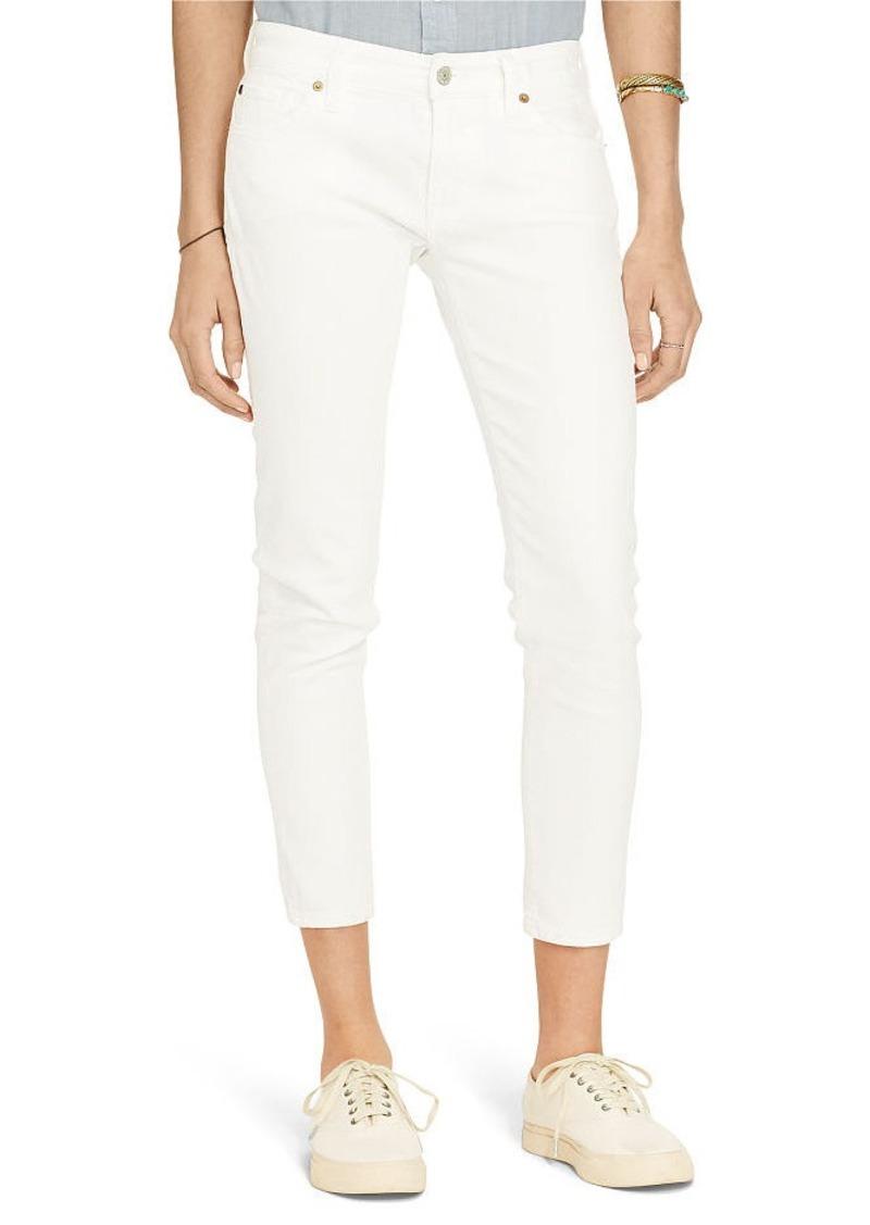 Ralph Lauren D&S Morgan Crop Skinny Jean