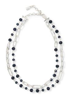 Ralph Lauren Bead Link Necklace