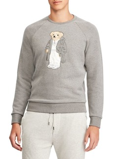 Ralph Lauren Bear Applique Sweatshirt