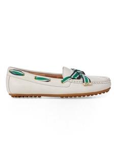 Ralph Lauren Becka Leather Loafer