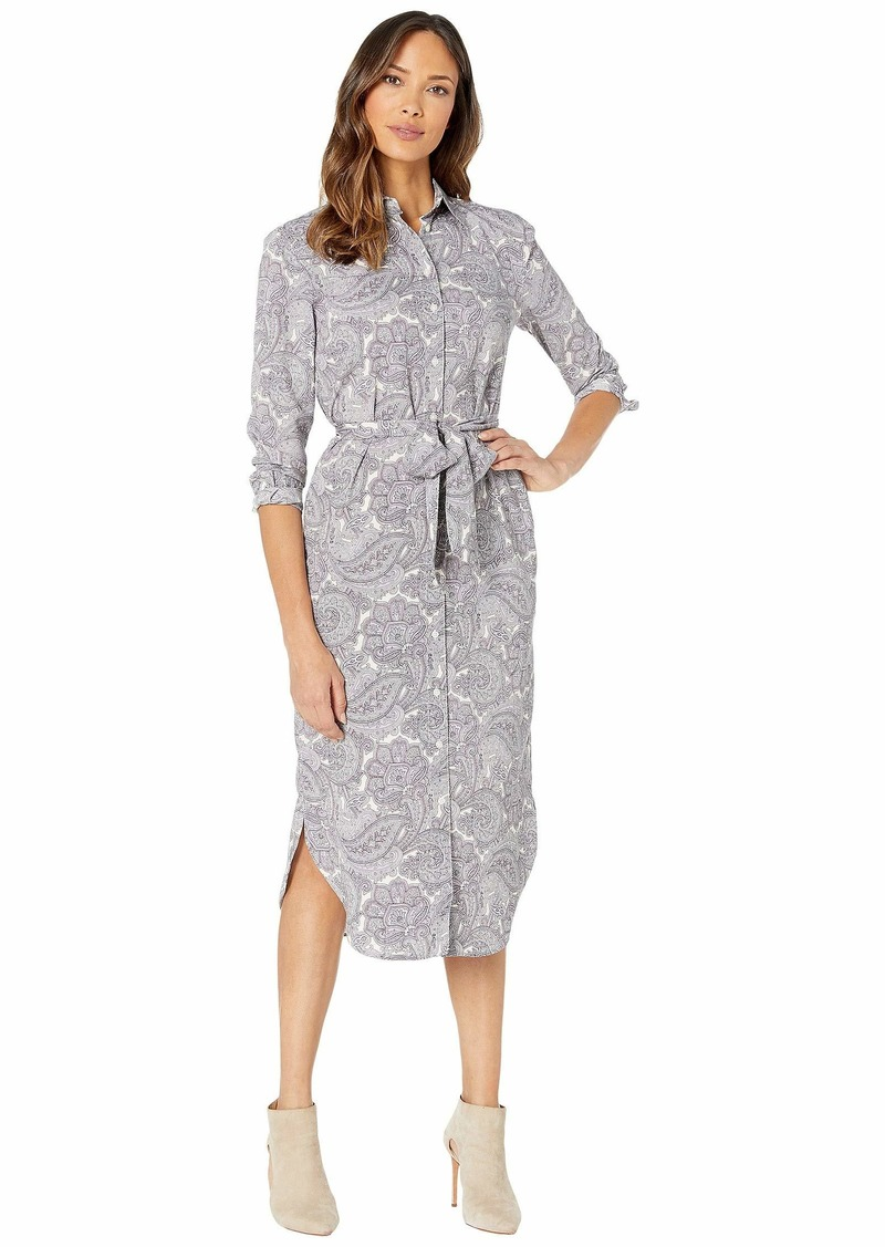 Ralph Lauren Belted Shirtdress