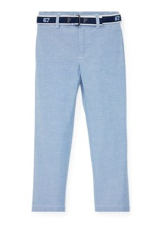 Ralph Lauren Belted Stretch Skinny Pant