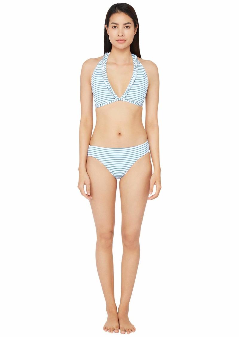 Ralph Lauren Bengal Stripe Halter Bra Bikini Swimsuit Top