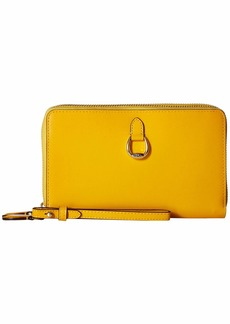 Ralph Lauren Bennington Double Zip Phone Wristlet
