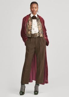 Ralph Lauren Bernette Wool Pant