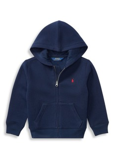 Ralph Lauren Big Boy's Zip-Up Hoodie