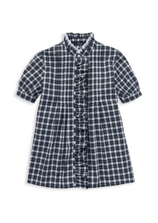 Ralph Lauren Girl's Plaid Top