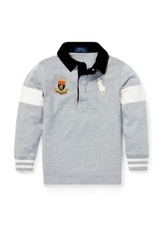 Ralph Lauren Big Pony Cotton Jersey Rugby