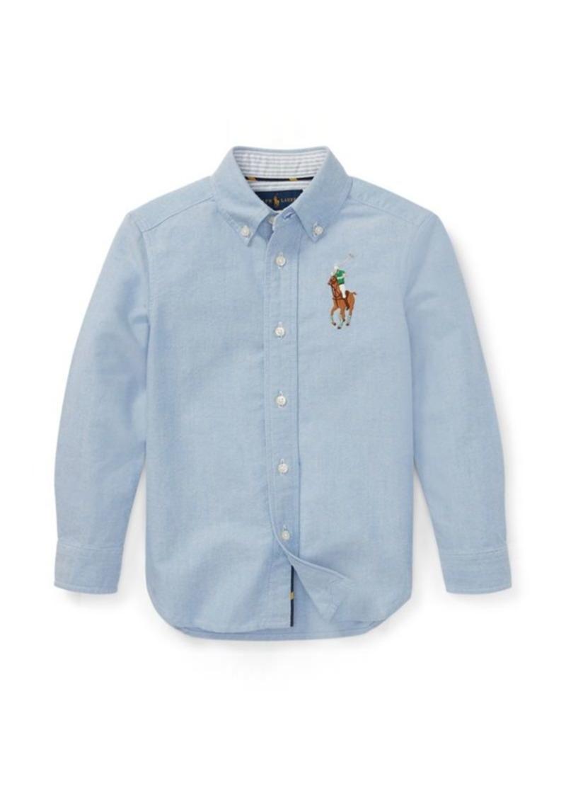 Ralph Lauren Big Pony Cotton Oxford Shirt