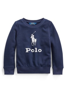 Ralph Lauren Big Pony French Terry Pullover