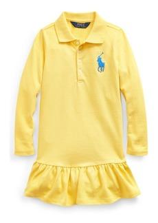 Ralph Lauren Big Pony Mesh Polo Dress