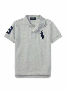 Ralph Lauren Big Pony Pique Knit Polo  Size 4-7