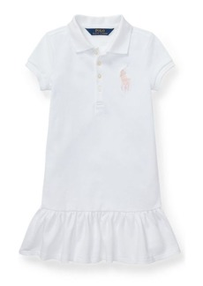 Ralph Lauren Big Pony Short-Sleeve Dress