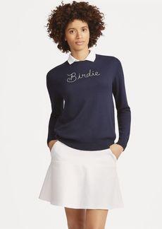 Ralph Lauren Birdie Cashmere Sweater