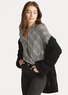 Ralph Lauren Bishop-Sleeve Cardigan