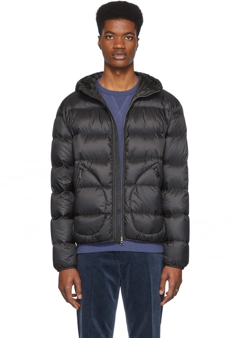 Ralph Lauren Black Down Mackay Jacket
