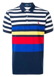Ralph Lauren block stripe polo shirt