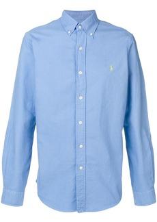 Ralph Lauren blue logo shirt