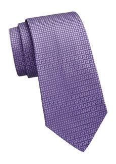 Ralph Lauren Bond Street Silk Geometric Tie