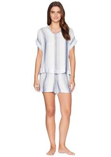 Ralph Lauren Boxer Pajama Set