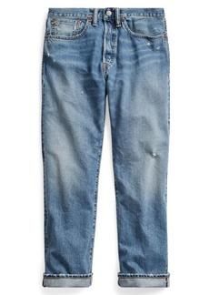 Ralph Lauren Boy Fit Selvedge Jean