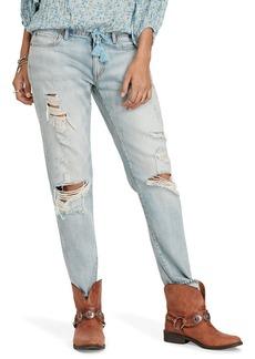 Ralph Lauren Boyfriend Skinny Jean