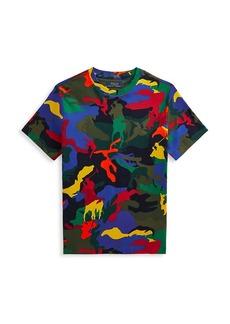 Ralph Lauren Boy's Camouflage T-Shirt