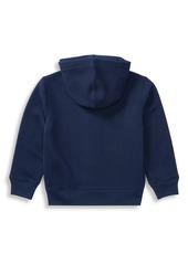 Ralph Lauren Boy's Cotton-Blend Fleece Hoodie