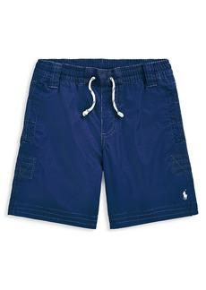 Ralph Lauren Boys Drawstring Twill Shorts