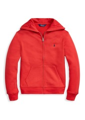 Ralph Lauren Boy's Fleece Zip Hoodie