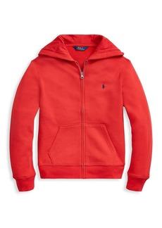 Ralph Lauren Boy's Fleece Zip Hoodie