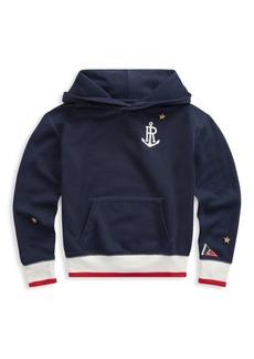 Ralph Lauren Boy's Hooded Sweatshirt