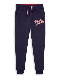 Ralph Lauren Boy's Logo Jogging Pants