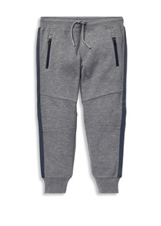 Ralph Lauren Boy's Seamed Cotton Jogger Pants