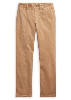 Ralph Lauren Boy's Slim-Fit Stretch Corduroy Pants