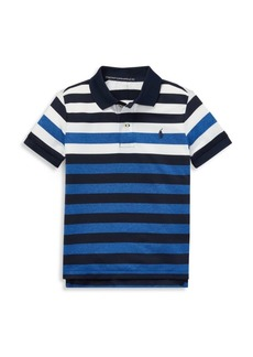 Ralph Lauren Boy's Striped Polo